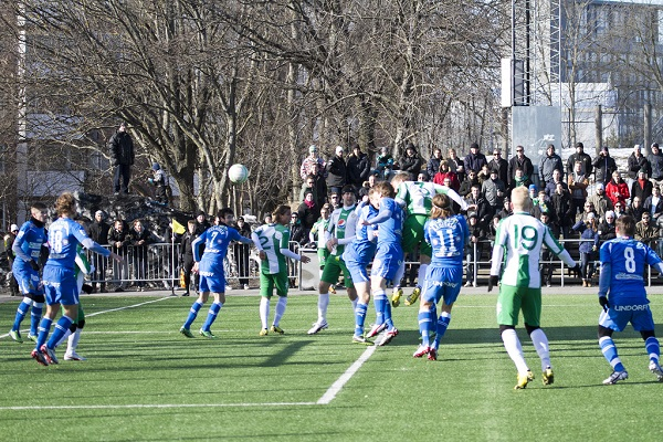 20130316 - Hammarby vs TPS Åbo1 - 1