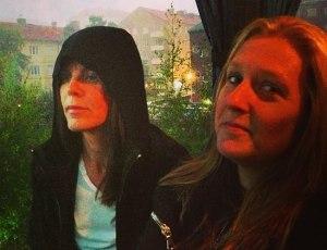 5.30 satte vi oss på bussen vid Gullmars i lördags