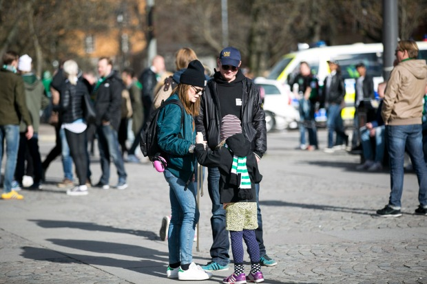 20140414 - Hammarby vs Degerfors 5 - 0